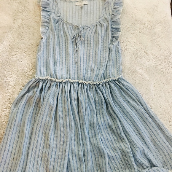 Cotton On Dresses & Skirts - Blue & white printed dress